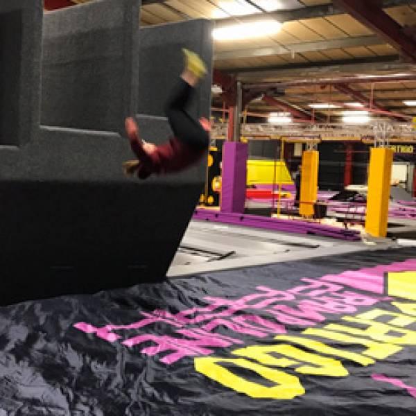 Stuntman Air Bag